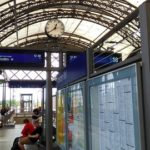 ドイツのドレスデン 半日観光旅行記,  一人旅はちょっとした冒険
