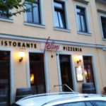ドイツ、ドレスデンのレストランfelliniでお食事