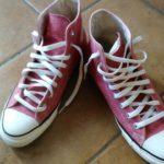 春用のピンクのスニーカーを購入 【メンズ コンバース パステルカラー 】