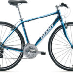 駅まで自転車通勤 おすすめのクロスバイクはジャイアント